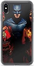 iPhone 6 Plus/6s Plus Pure Clear Anti-Shock Cases Justice-League