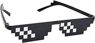 نظارات شمسية من الفسيفساء 8 بت للحفلات للرجال والنساء