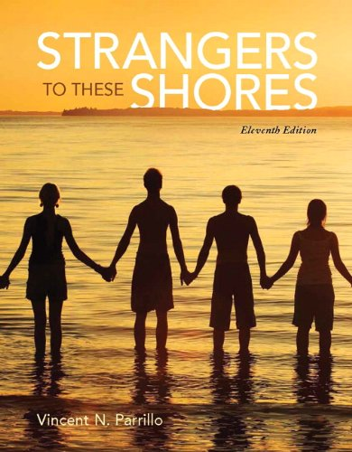 Strangers to These Shores Plus NEW MyLab Sociology with Pearson eText -- Access Card Package (11th Edition)