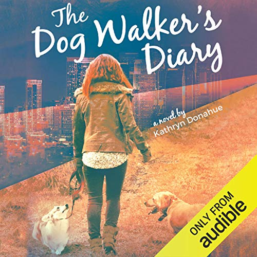 The Dog Walker's Diary audiobook cover art
