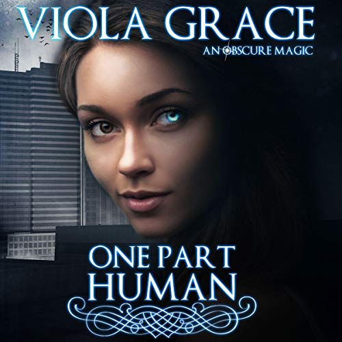 One Part Human audiobook cover art