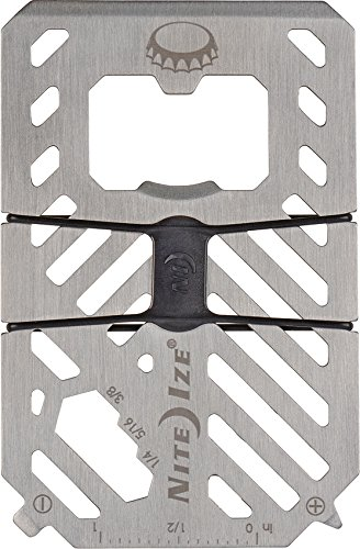 Nite IZE Financial Tool (Stainless)