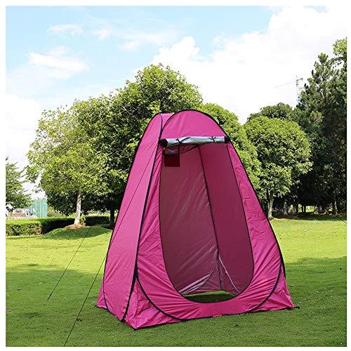 MFWallMirror - Utilidad portátil Pop Up Utilitent Privacy Portable Camping Ciclismo Baño, ducha, playa y vestuario extra alto, espacioso