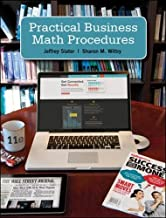 Practical Business Math Procedures with Handbook, Student DVD, and WSJ insert