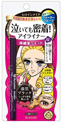 Heroine Make SP smooth liquid eyeliner super keep 01 / Black 0.4ml Waterproof