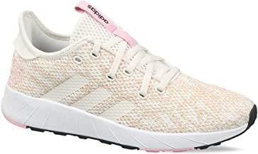 adidas Womens Questar X BYD Brown Pink Running Athletic Shoes - Size 9