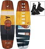 WAKETEC Wakeboard-Set Play 134 cm mit Onset Bindung