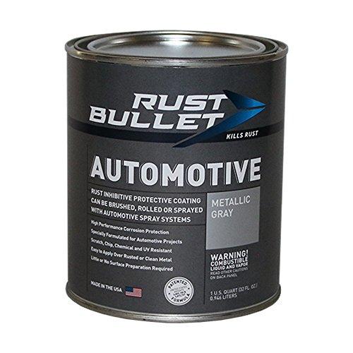 RUST BULLET Automotive Rust Inhibitor Paint, 1 Quart