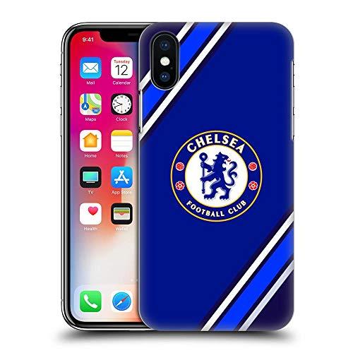 CHELSEA FC チェルシーFC - Stripes ハード case/iPhoneケース 【公式/オフィシャル】