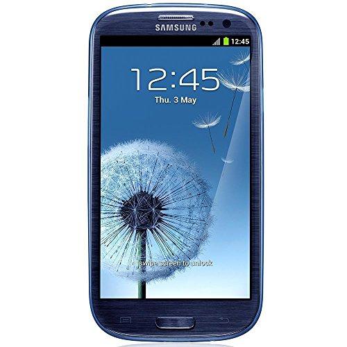 Samsung EFC-1G6SBECSTD Ultra Slim Cover per Galaxy S3, Blu