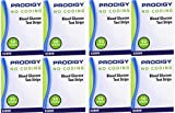 Prodigy No Coding Blood Glucose Test Strips, 400ct