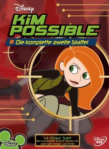 Kim Possible - Die komplette zweite Staffel [4 DVDs]