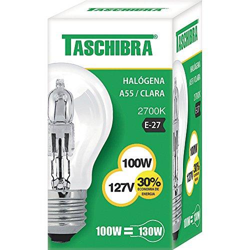 Lâmpada Halógena 100w E27 A55 127v 16611 Taschibra