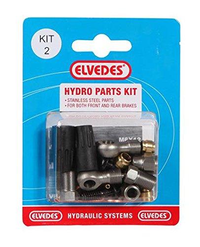 Elvedes Hydro Freno de Disco Piezas Kit 2