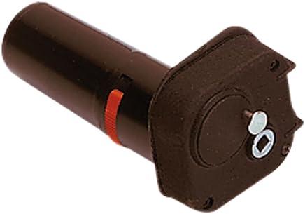 housesweet BBQ Grill Motor Micro Backofen Rotisserie Motorhalterung Rotator mit USB-Kabel Schwarz