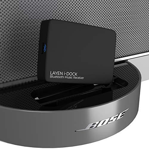 i-DOCK LAYEN 4.1 Receptor de música Bluetooth con múltiples Pares y aptX