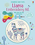 Embroidery Kit: Llama (Embroidery Kits)