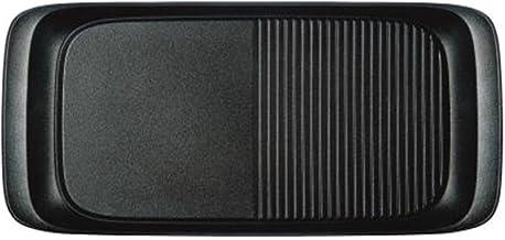 AEG Maxisense Plancha Grill, Geschikt Voor Inductiekookplaat, Zwart