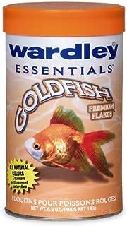 Wardley Essentials Goldfish Flakes, 6.8 Ounce