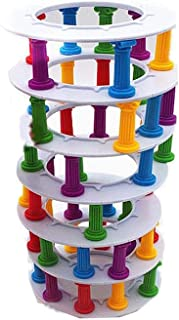 Family Tower Collapse Crazy Column Game 1318938