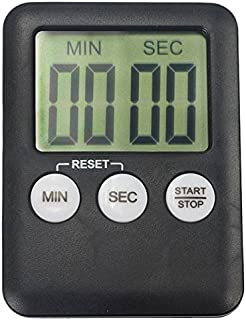 Chef Craft 21980 Digital Timer, Black