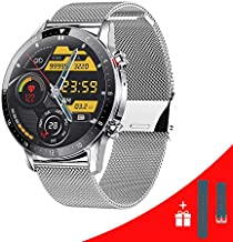Smart Watch for Android Phones, Fitness Tracker Watch with Heart Rate Blood Pressure Monitor, Bluetooth Smartwatch for Men Women Kids Compatible Android iOS Phones