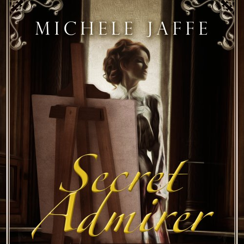Secret Admirer audiobook cover art