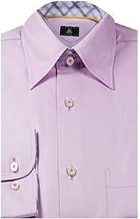 Pink Rose Mini Herringbone Sport Shirt