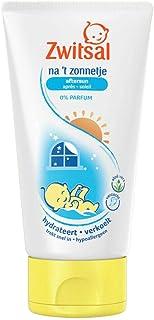 Zwitsal Aftersun Na 't zonnetje lotion, parfumvrij - Dermatologisch Getest & Hypoallergeen - 150ML - 1 stuk
