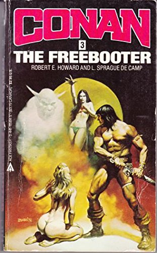 Conan 03/freebooter 0441115845 Book Cover