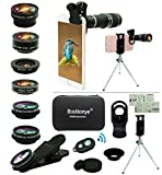 Best Android Camera Phones - Cell Phone Camera Lens Kit,11 in 1 Universal Review