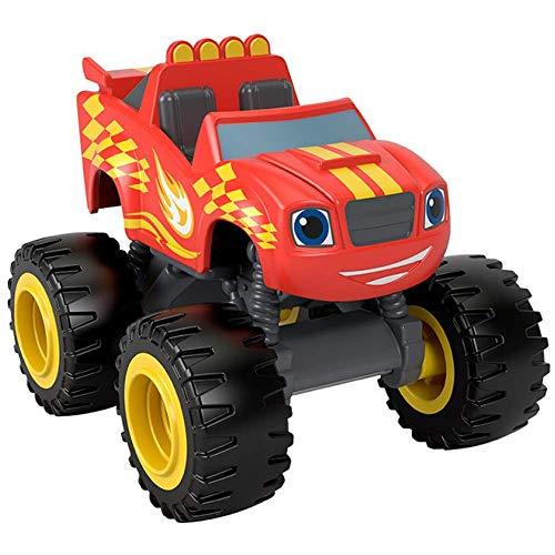 Blaze et Les Monster Machines - Voiture - Racing Flag