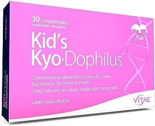 Vitae Natural Nutrition Kid's Kyo-Dophilus - 30 Tabletas