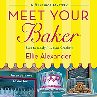 Meet Your Baker audiobook cover art