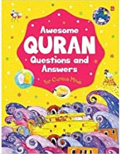 Awesome Quran Questions and Answers for Curious Minds by Saniyasnain Khan - Hardcover