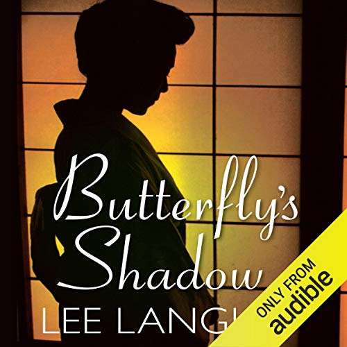 Butterfly's Shadow audiobook cover art