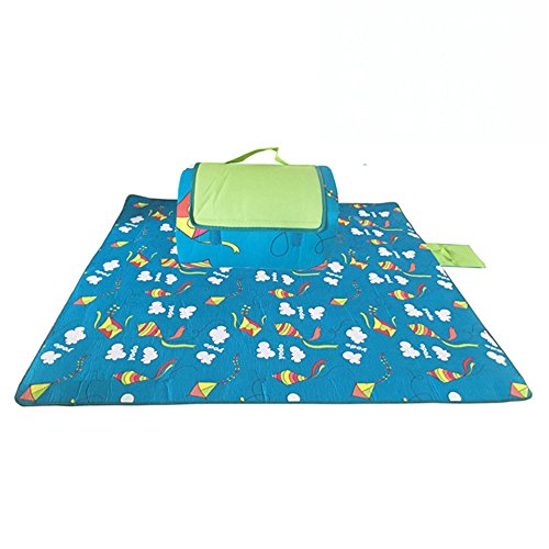 MONEYY The Picnic mat red and white format outdoor portable moisture pad tent picnic the picnic camping mats 300*360cm