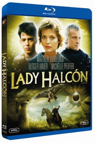 Lady Halcon [Blu-ray]