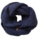 Timberland - Echarpe tube INFINITY - Femme (Taille unique) (Bleu marine)