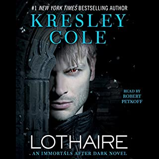 Lothaire: Immortals After Dark, Book 12 audiobook cover art