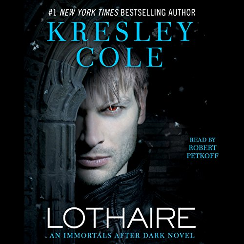 Lothaire: Immortals After Dark, Book 12 cover art