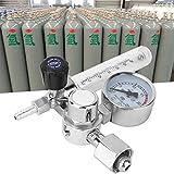 FTVOGUE Argón CO2 Mig TIG Medidor de Flujo de Aire Regulador de Presión Piezas de la Soldadora Reductor de Gas Soldadura Accesorio