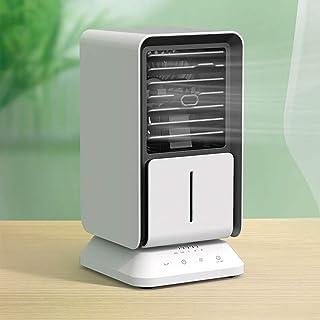 PATRICK Aire Acondicionado Ventilador pequeño enfriamiento pequeño refrigerador de Aire silencioso Ventilador de enfriamiento portátil Mini Escritorio hogar Dormitorio