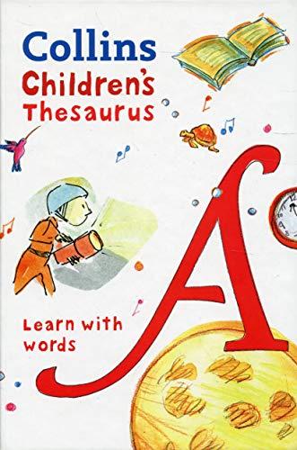 Collins Children's Thesaurus (Collins Children's Dictionaries)