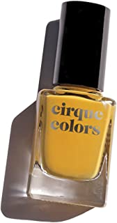 Cirque Colors Crème Nail Polish - 0.37 fl. oz. (11 ml) - Vegan, Cruelty-Free, Non-Toxic Formula (Urbanized)