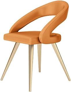 Sillas de Comedor Juego de 2 sillas de Comedor 50x50x78cm cantidades sillas de Comedor Sillas de la Vendimia sillas Decorativas para Office Salón Comedor Cocina