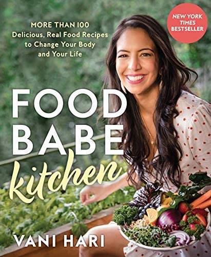 Food Babe Kitchen More than 100 Delicious Real Food Recipes to Change Your Body and Your Life product image