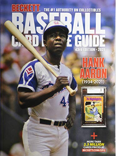 Compare Textbook Prices for Beckett Baseball Card Price Guide 2021 43 Edition ISBN 9781953801005 by Beckett Media
