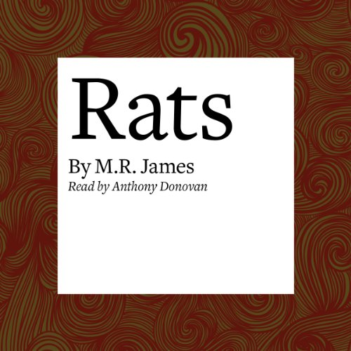 Rats audiobook cover art