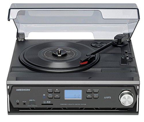 USB Plattenspieler MEDION® LIFE® E67027 (MD 84976) (B-Ware)